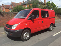 LDV MAXUS 2.5 CDI 2008 - 1 OWNER DIRECT FROM ROYAL MAIL WITH FULL SERVICE HISTORY - NO VAT!!!!!!