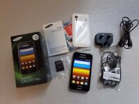 Samsung Galaxy Ace GT-S5830i Black On EE Network Smartphone