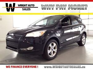 2013 Ford Escape SE| 4WD| HEATED SEATS| SYNC| BLUETOOTH| 75,885K