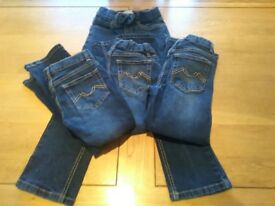 Boys jeans, age 7