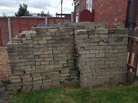 good second hand unused bricks about 6000