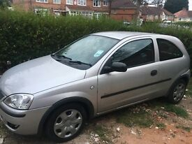 CHEAP CAR VAUXHALL CORSA FOR SALE IDEAL FIRST CAR 2 OWNERS ONLY