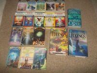 Fantasy books by david eddings
