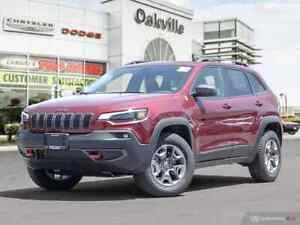 2019 Jeep New Cherokee TRAILHAWK | DEMO | NEW YEAR NEW DEALS BLO