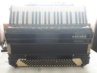 Hohner Morino 2+1 120 Bass Accordion Pre WW2