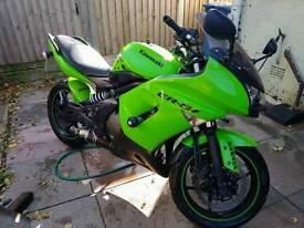 Kawasaki er6f