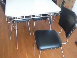 set de cuisine retro vintage mobilier de salle 224 manger et cuisine ville de qu 233 bec kijiji