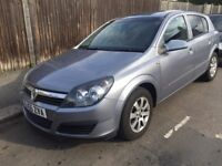 Vauxhall Astra Automatic only 65000 miles long mot service history starts and drives