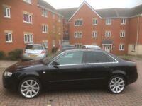 Audi A4 Se Tdi 1.9 Diesel 10 Months MOT 2 Owners HPI Clear 2 x Keys Year 2007