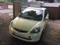 HONDA JAZZ NICE CAR