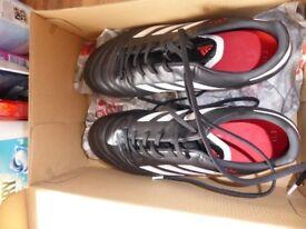 Adidas Copa black & white football boots