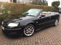 Saab 9-3 Aero 2.0 Turbo 2005 05 Reg ***Convertible***Top Spec***