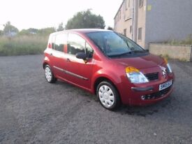 RENAULT MODUS EXPRESSION *** ONLY 28900 MILES ***