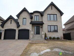 599 000$ - Maison 2 étages à vendre à Vaudreuil-Dorion