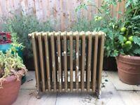 Cast iron radiator