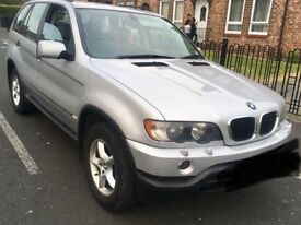 Lovely BMW X5 3.0 d 12 mouth mot