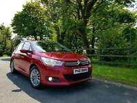 2013 CITROEN C4 1.6 HDI VTR + FINANCE FROM ONLY £123 PER MONTH WITH NO DEPOSIT