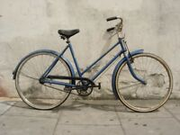 Vintage Ladies Bike by Comet?All Original 1950's, Rod Brakes, Rides Good,JUST SERVICED/CHEAP PRICE!