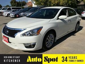 2015 Nissan Altima LOW, LOW KMS.. PRICED FOR A QUICK SALE