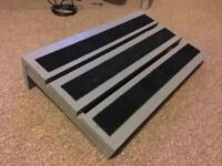 Guitar Pedal Board HOMEMADE