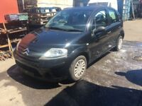 BREAKING - CITROEN C3 - ALL PARTS AVAILABLE