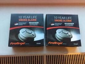 2 x Fire alarms