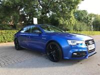 Audi A5 S-line Quattro Sportback