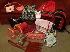 Bag selection