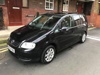 VW Touran 1,9 tdi FSH tinted windows
