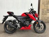 Suzuki GSX-S125 (125cc Motorbike)