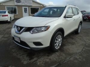 2015 Nissan Rogue S All-Wheel-Drive
