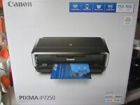 Used Canon Pixma iP7250 Airprint Printer Scanner Copy