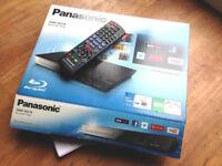 Panasonic Blu Ray player Model DMP-BD79