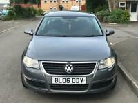 VOLKSWAGEN PASSAT SE TDI 140 6 SPEED MANUAL FSH IMMACULATE £1400 ONO
