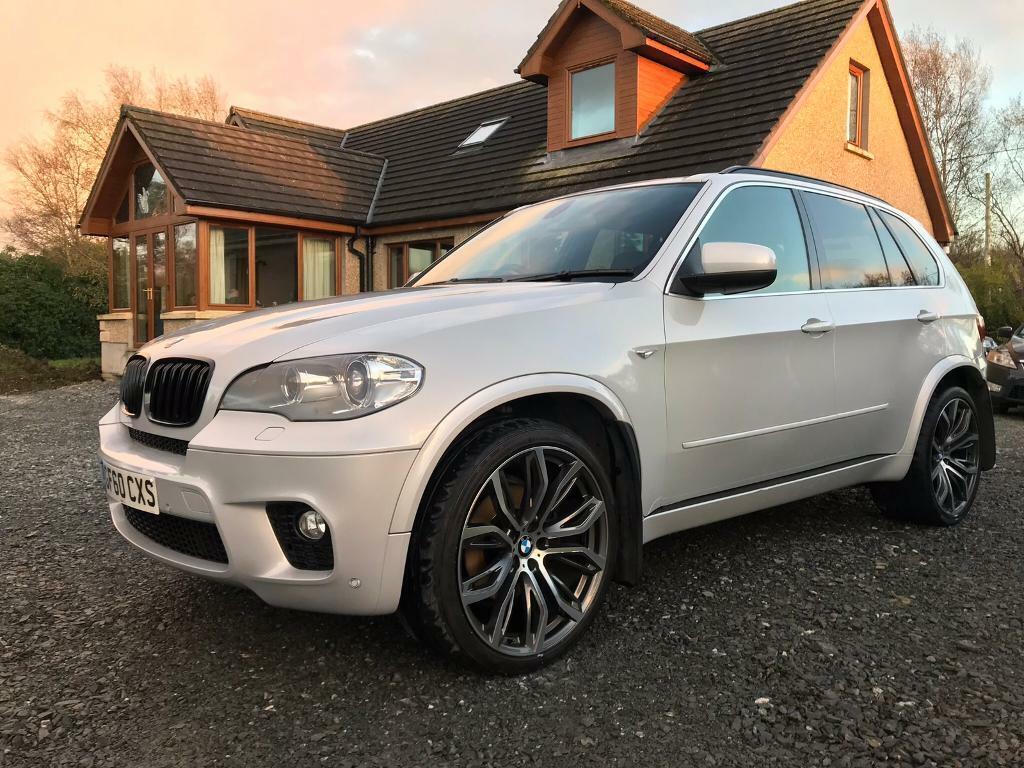 *^^ BMW 40d X-DRIVE X5 M-SPORT 306 BHP PAN ROOF 7 SEATER ^^* | in  Banbridge, County Down | Gumtree