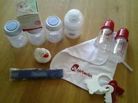 Baby Trinkflaschen, Lätzchen, Spielzeug...NEU Niedersachsen - Uelzen Vorschau