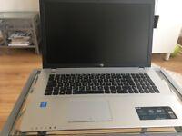 "Asus Laptop i7 Brand New 17.3"" Display"