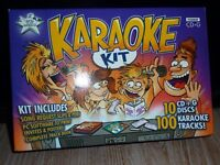 KARAOKE KIT -10 DISCS