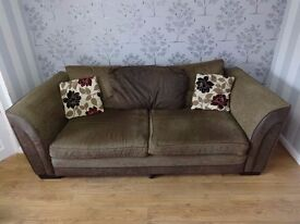 Hugo 3 Seater Sofa From CSL