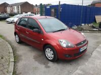 2006 (56) Ford Fiesta 1.4 TD Zetec Climate 5dr, FULL SERVICE HISTORY, £1,395 p/x welcome