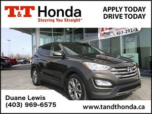 2013 Hyundai Santa Fe *C/S* Limited *No Accidents, Heated Seats