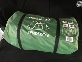 New Sendero 6 Tent - 6 Berth Tent