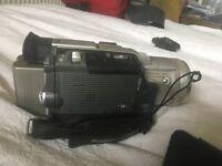 Panasonic 3CCD semi-pro digital video camera and case. Model no NV-MX500B