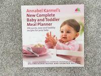 Annabelle Karmel baby & toddler meal planner