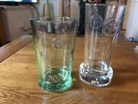 Glass wear (Bacardi)