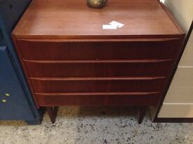 Chest Of Drawers (Fm Cambridge Re-Use)