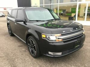 2015 Ford Flex Limited, Loaded, Remote Start, Heated Seats, AWD
