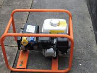 Honda Generator 2.4 Kw Honda Gx 160