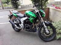 Lexmoto Venom 125cc Motorbike