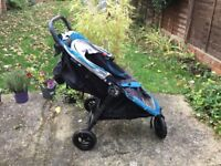 Baby Jogger City mini GT pushchair - good condition